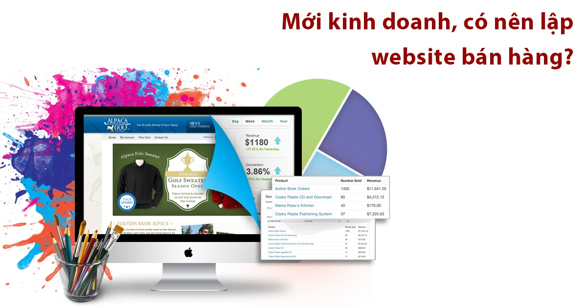 thiết kế web site